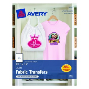 Iron On Fabric Transfer Paper