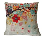 owls - Dorm Decor throw pillows