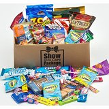 College Care Packages (48 Count) With Snack Gifts Best Gift For College Student And Military Care Package