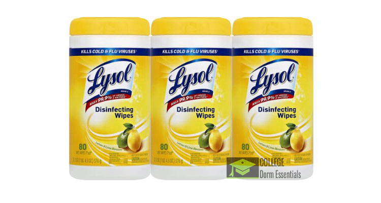Lysol Disinfecting Wipes