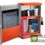 Designed for college life to protect your property. Easy to use, a modern design.