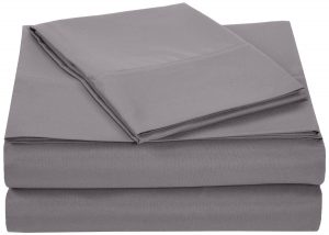 AmazonBasics Microfiber Sheet Set