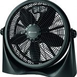 Avalon Adjustable Table Fan or Floor Fan - 16 Inch