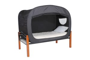 Privacy Pop Up Bed