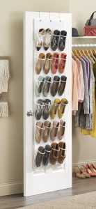 Door Shoe Storage Organizer