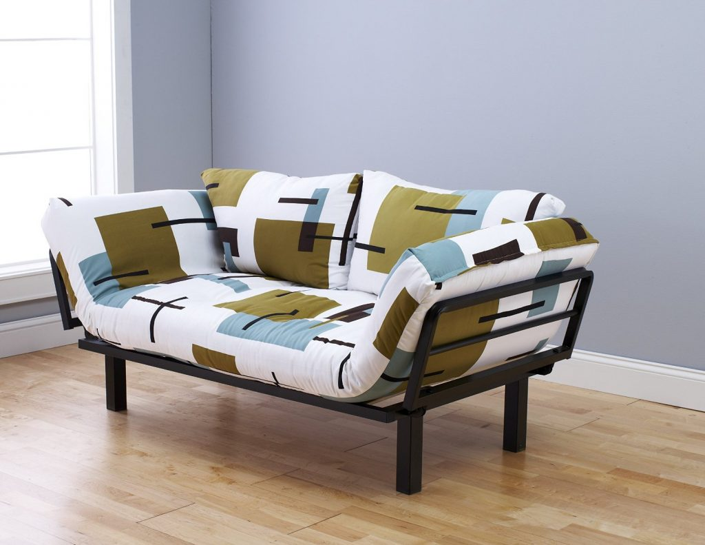 Medium image of art deco pattern futon