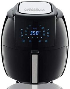 GOWISE USA 5.8 QT 8-IN-1 DIGITAL AIR FRYER