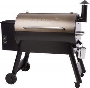 TRAEGER PRO SERIES 34 GRILL
