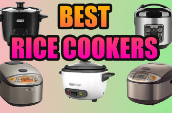 The Top 5 BEST Rice Cookers of 2022