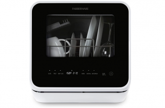 Best Portable Dishwasher – Farberware Countertop Dishwasher [2021 Review]