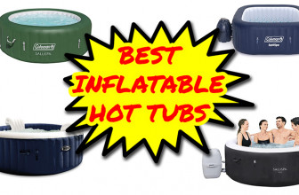 The Top 5 BEST Inflatable Hot Tubs of 2022