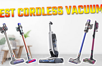 The Top 5 BEST Cordless Vacuum Cleaners of 2022