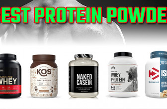 The Top 5 BEST Protein Powders of 2022