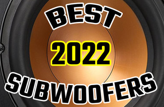 The Top 5 BEST Subwoofers for Music of 2022