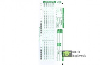 Scantron Item 882-E 100 Testing Forms (100 Pack)