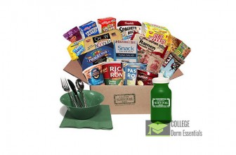 Campus Snacks Survival Kit – Meals on the Go